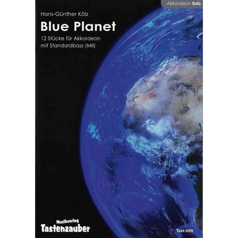 Blue Planet (Hanz-Günther Kölz)