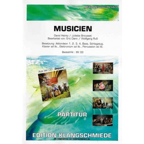 Musicien (partituur)