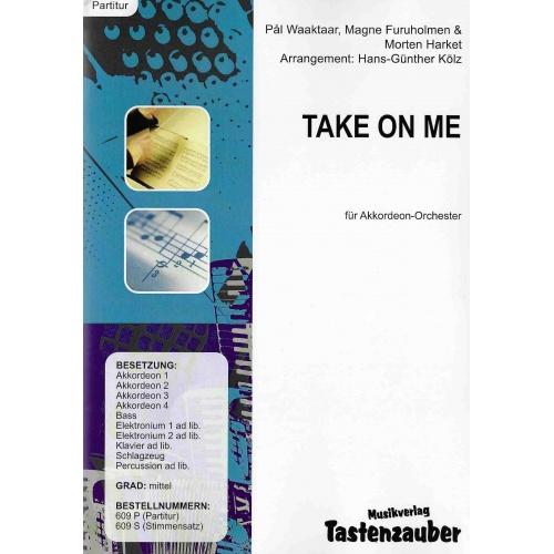 Take on me (stemmenset)
