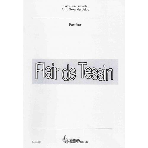 Flair de Tessin (partituur)