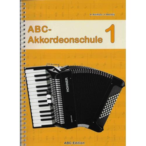 ABC Akkordeon Schule deel 1