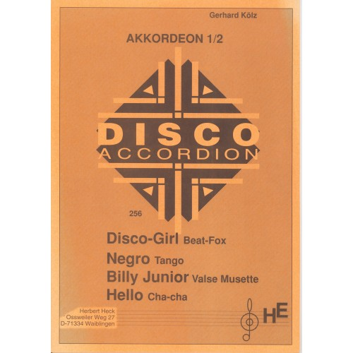 Disco Accordion