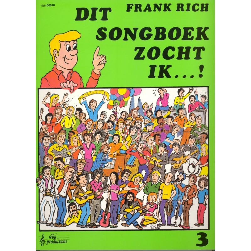 Dit songboek zocht ik deel 3