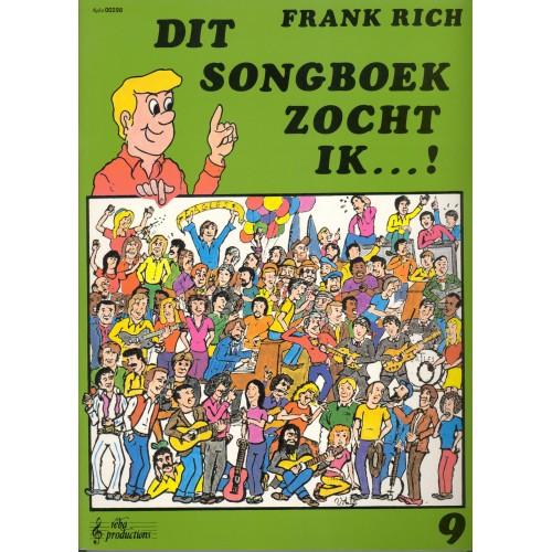 Dit songboek zocht ik deel 9