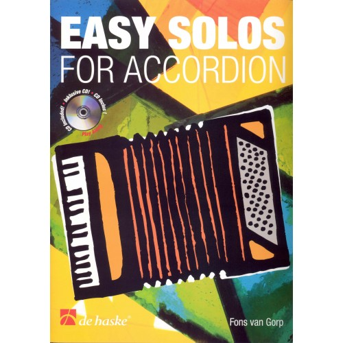 Easy solo's for accordion