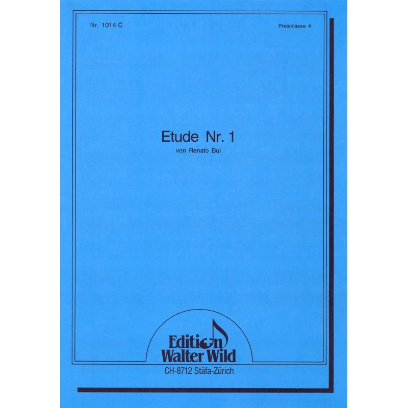 Etude Nr 1 (R. Bui)