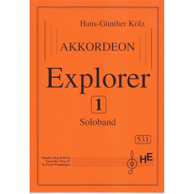 Explorer deel 1