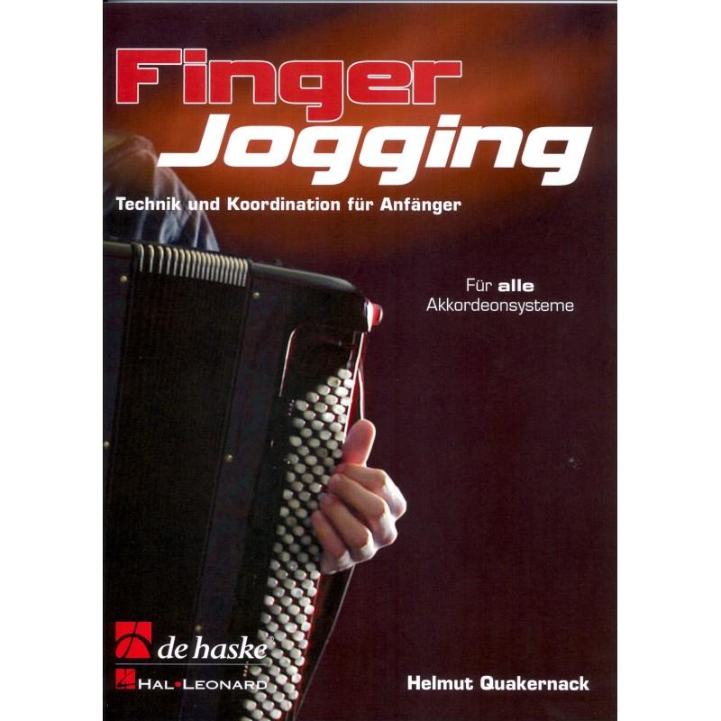 Finger jogging