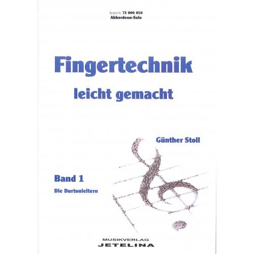 Fingertechnik leicht gemacht deel 1