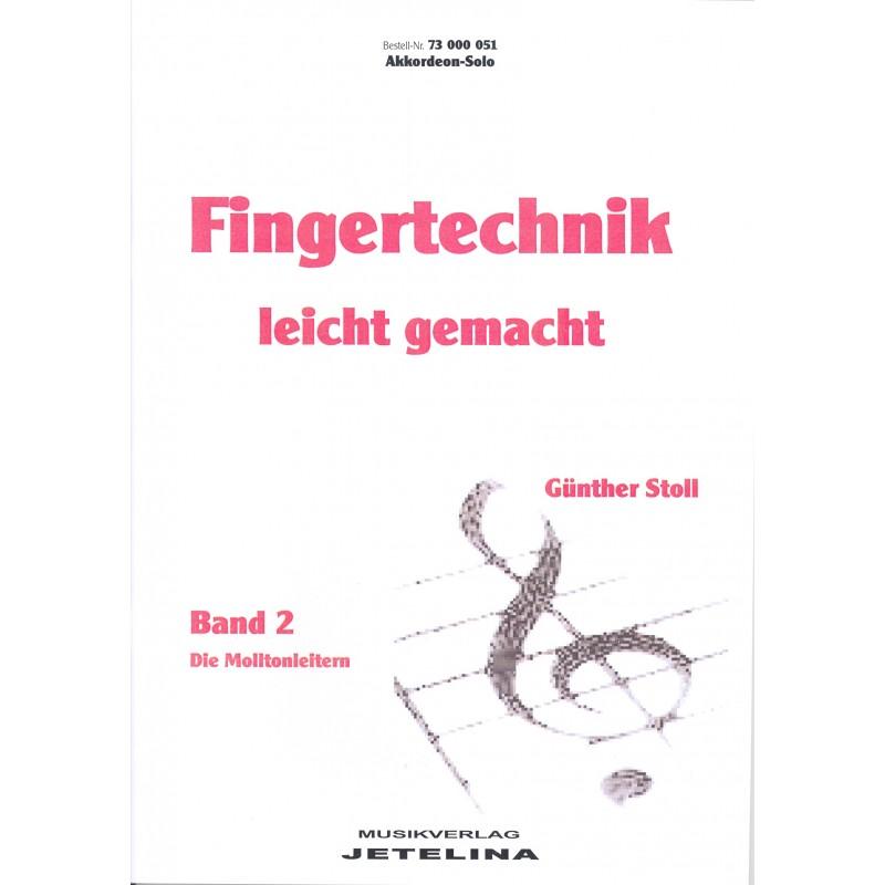 Fingertechnik leicht gemacht deel 2