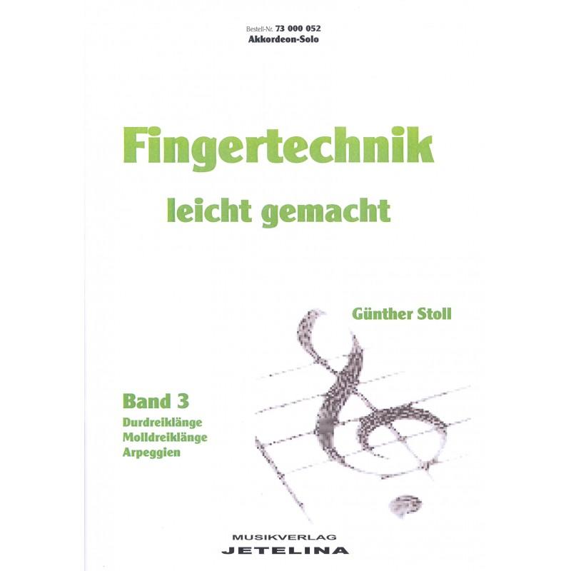 Fingertechnik leicht gemacht deel 3
