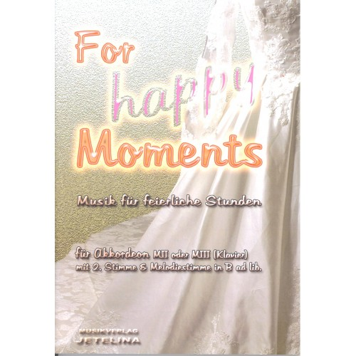 For happy moments
