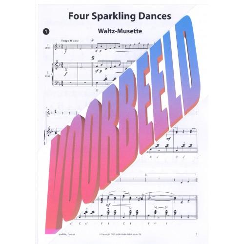 Four sparkling dances