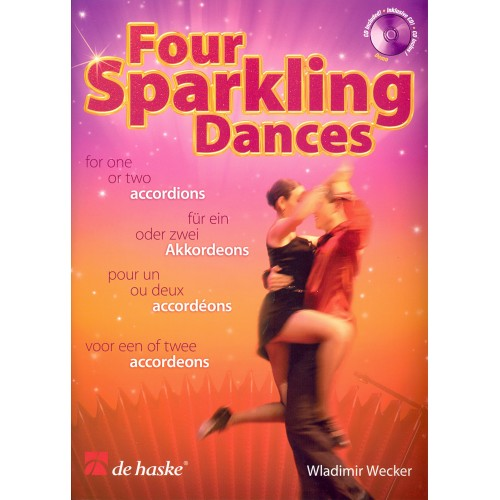 Four Sparkling Dances