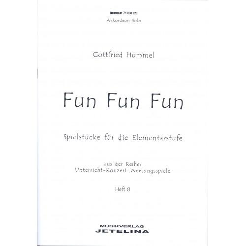 Fun, fun, fun deel 8