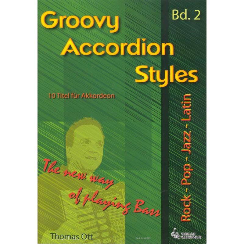 Groovy Accordion styles deel 2