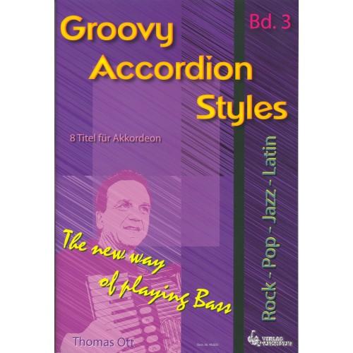Groovy Accordion styles deel 3