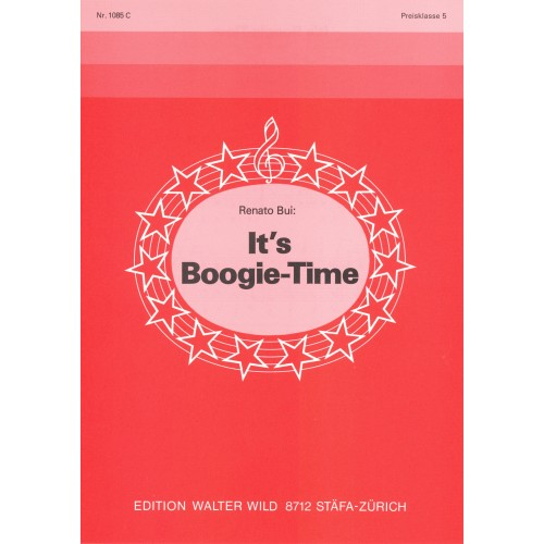 It´s Boogie time