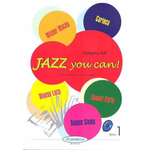 Jazz you can deel 1