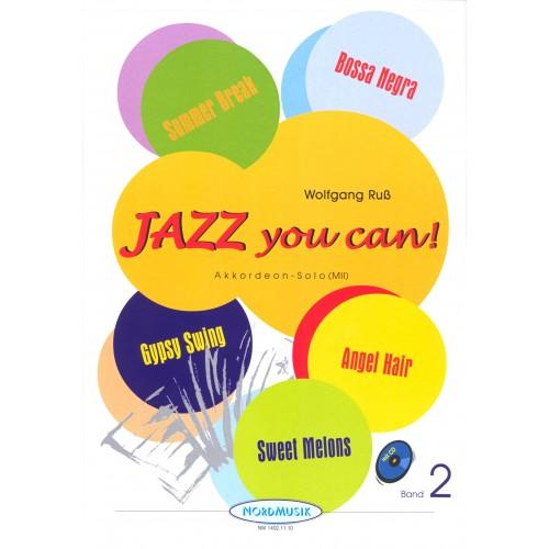 Jazz you can deel 2