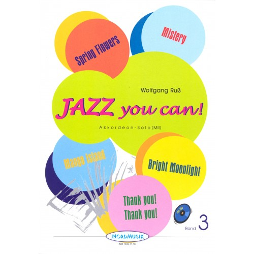 Jazz you can deel 3