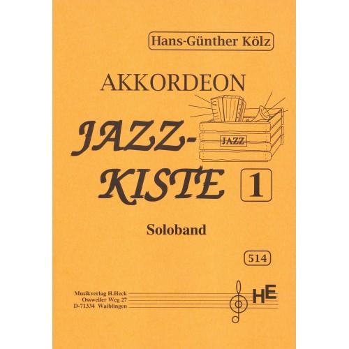 Jazz-kiste deel 1