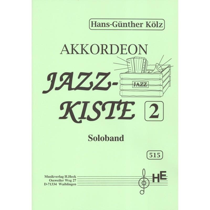 Jazz-kiste deel 2