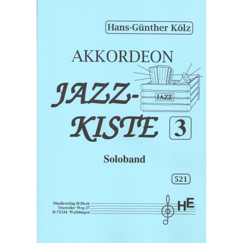 Jazz-kiste deel 3