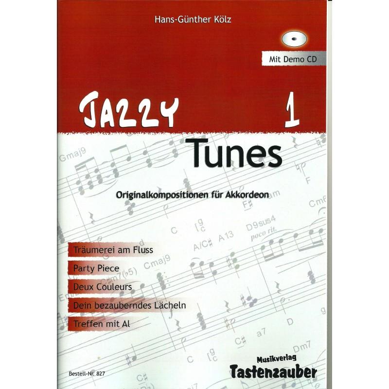 Jazzy Tunes deel 1