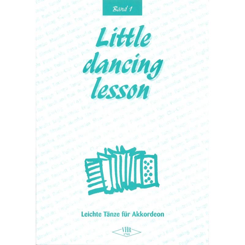 Little dancing lessons deel 1