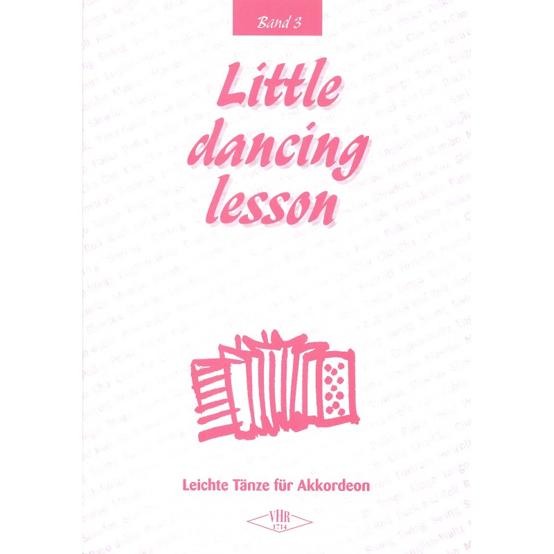 Little dancing lessons deel 3