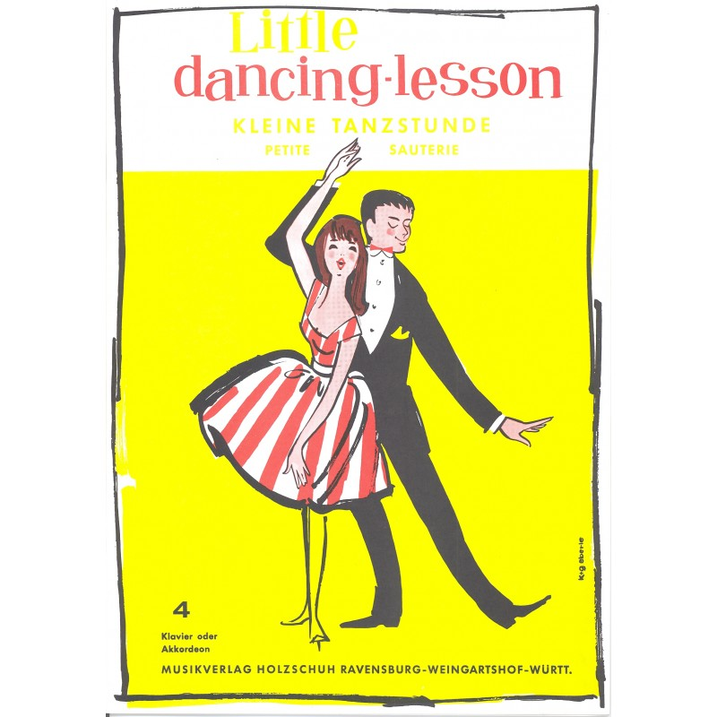 Little dancing lessons deel 4