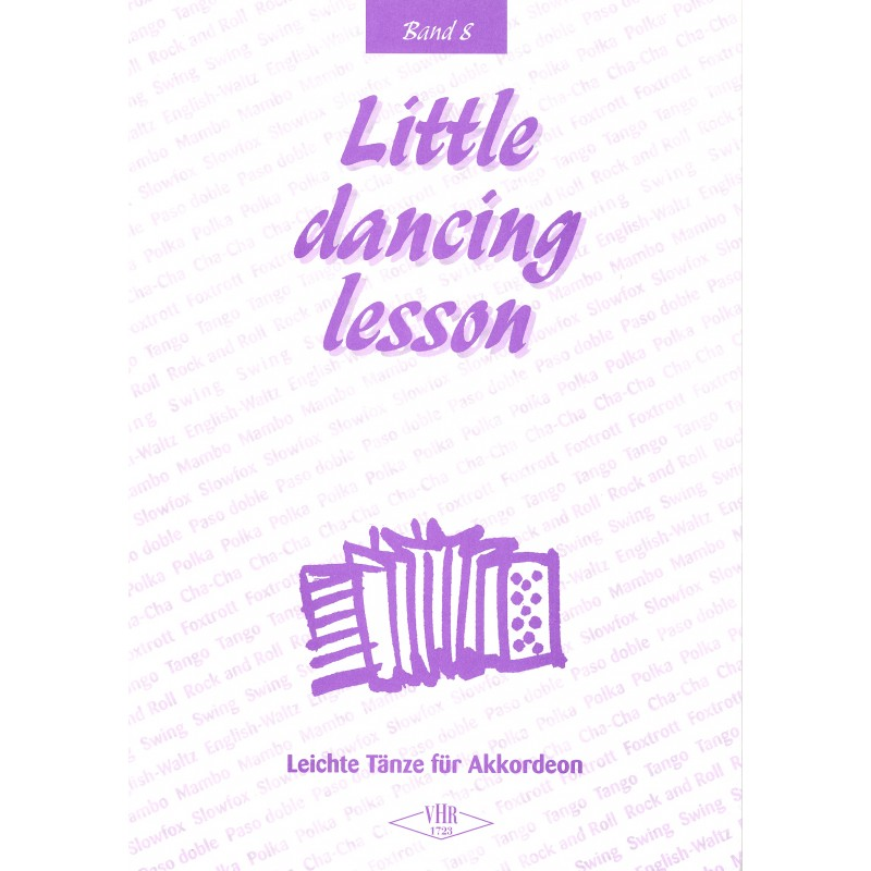 Little dancing lessons deel 8