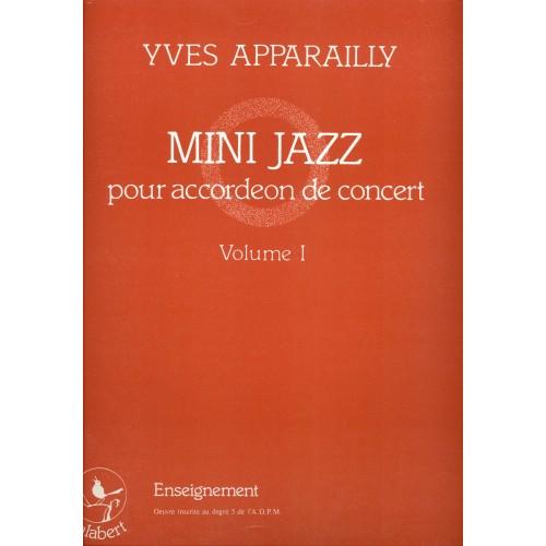 Mini Jazz pour accordeon de concert deel 1