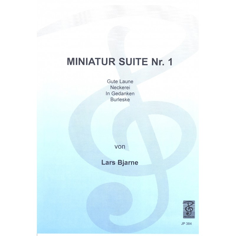 Miniature suite nr. 1
