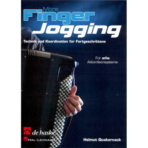 More finger Jogging