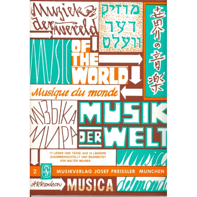 Musik der Welt deel 2