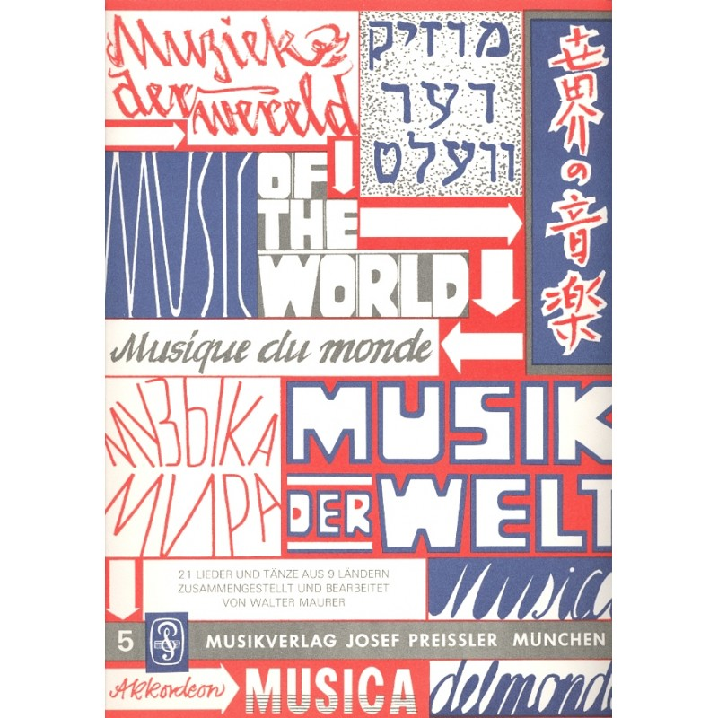 Musik der Welt deel 5