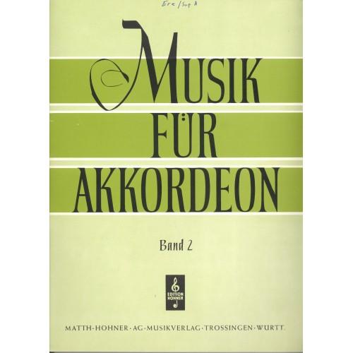 Musik für akkordeon deel 2
