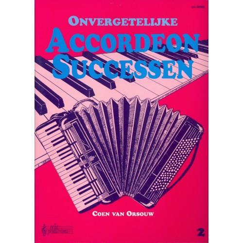Onvergetelijke accordeon successen deel 2