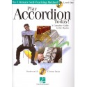Play accordion today level one