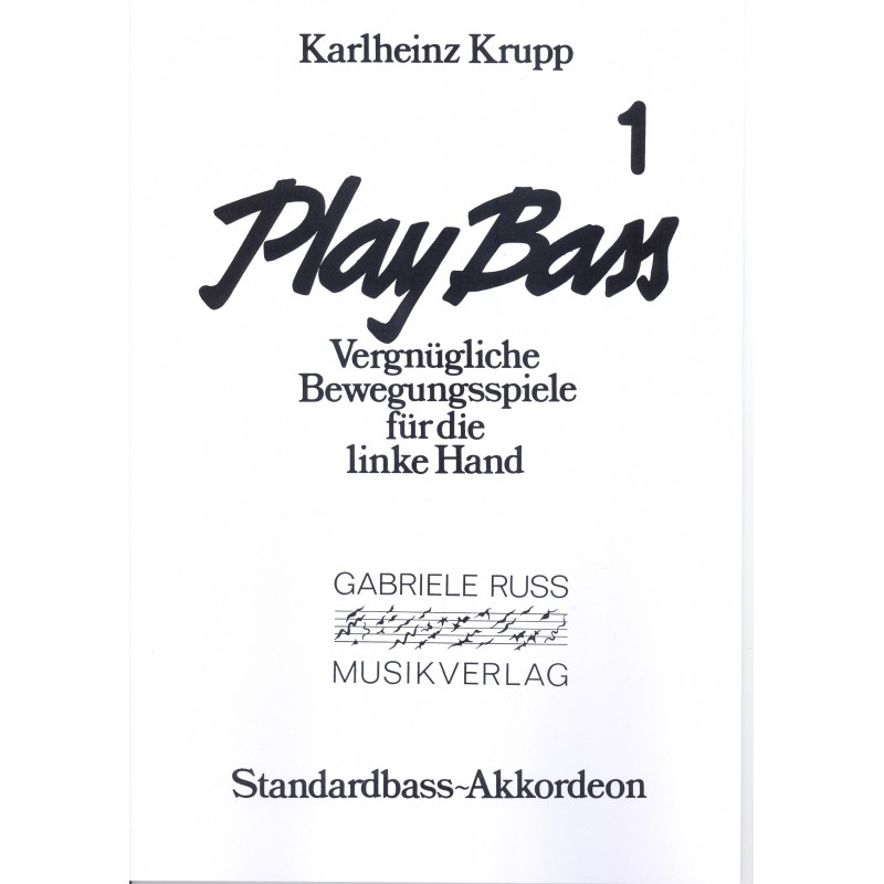 Play Bass deel 1