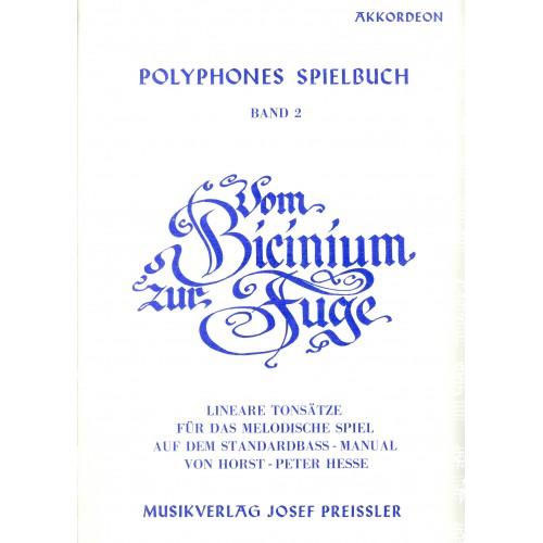 Polyphones Spielbuch deel 2