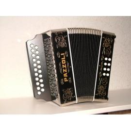 Diatonische accordeons